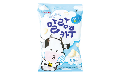 Lotte Malang Cow Candy 79g Hmart Langley
